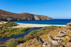 Beaches of Andros