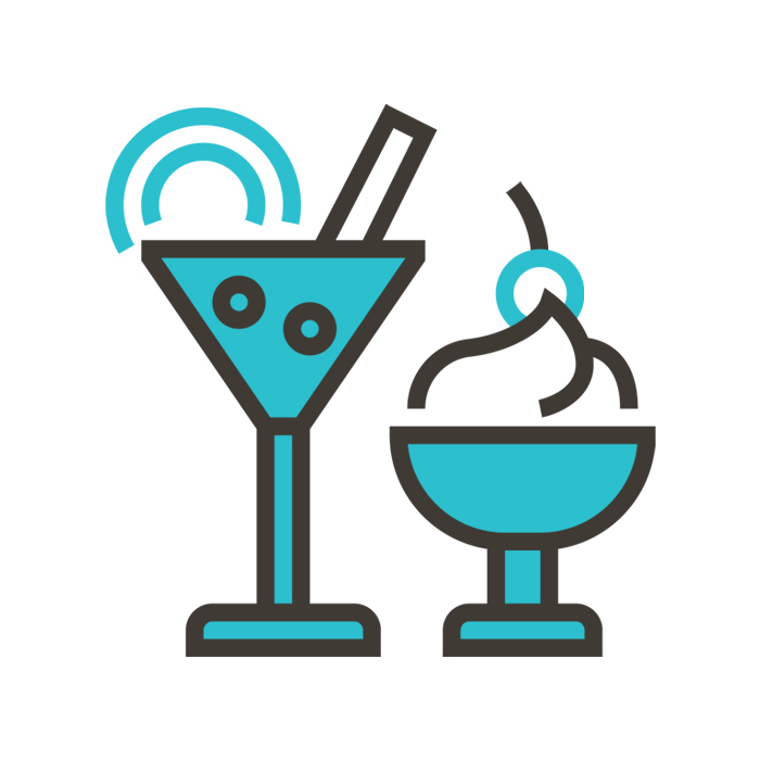 Cafe – Bar – Beach Bar