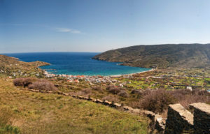 Korthi of Andros and the surrounding villages