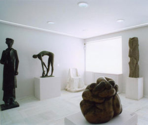 Contemporary Art Museum in Andros